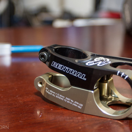 image for Review: Renthal Duo Stem