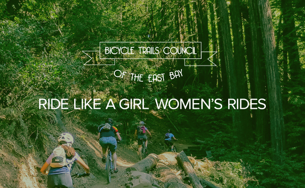 The Inga Chronicles: BTCEB Ride Like a Girl at Joaquin Miller Park