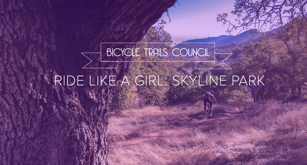 Inga Chronicles: BTCEB Ride Like a Girl at Skyline Park