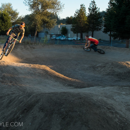 image for Scotts Valley Pump Track: First Look