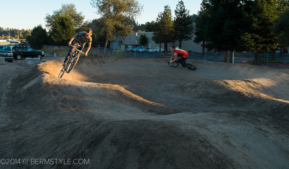 Scotts Valley Pump Track: First Look