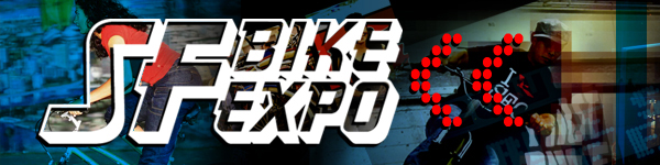 SF Bike Expo is this weekend