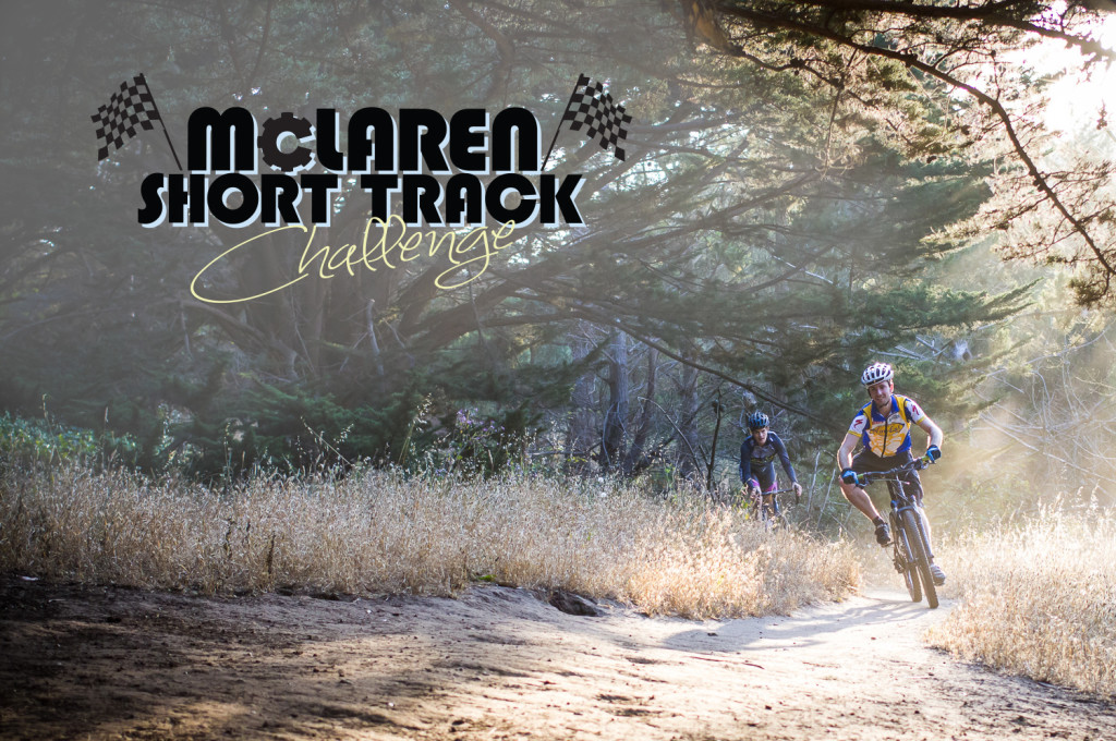 SF MTB Festival — Riding the McLaren Short Track Course