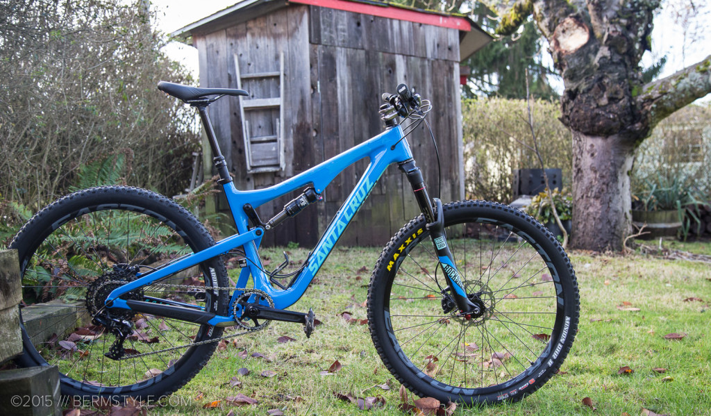 New Gear: 2016 Santa Cruz 5010 2.0 Carbon S — the Everyman Build