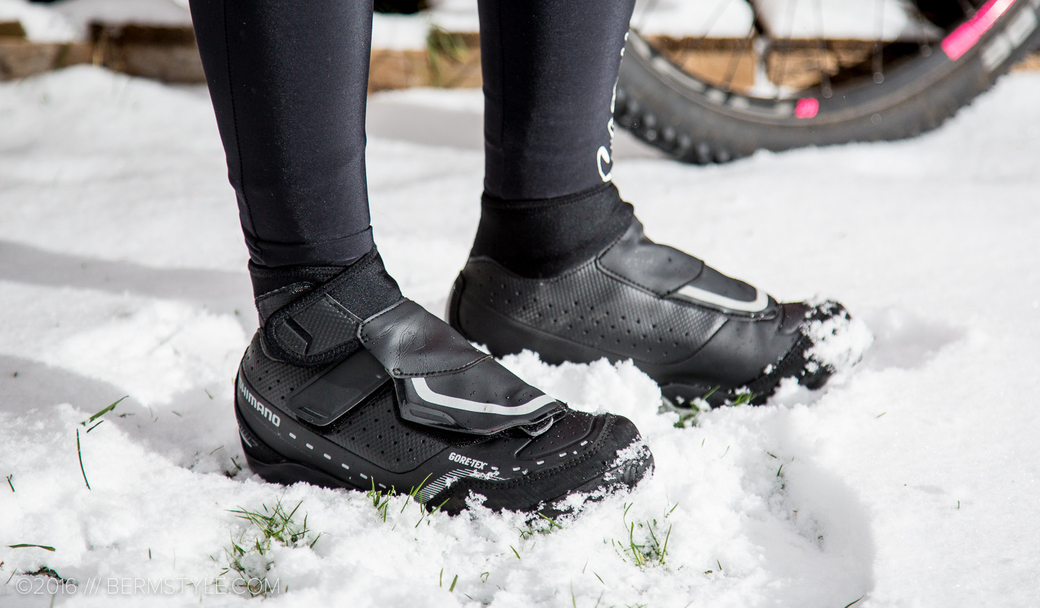 Review: Shimano MW7 Winter Shoes