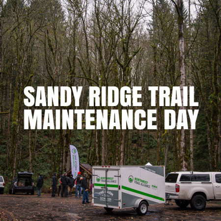 image for Sandy Ridge Trail Maintenance Day with the Northwest Trail Alliance