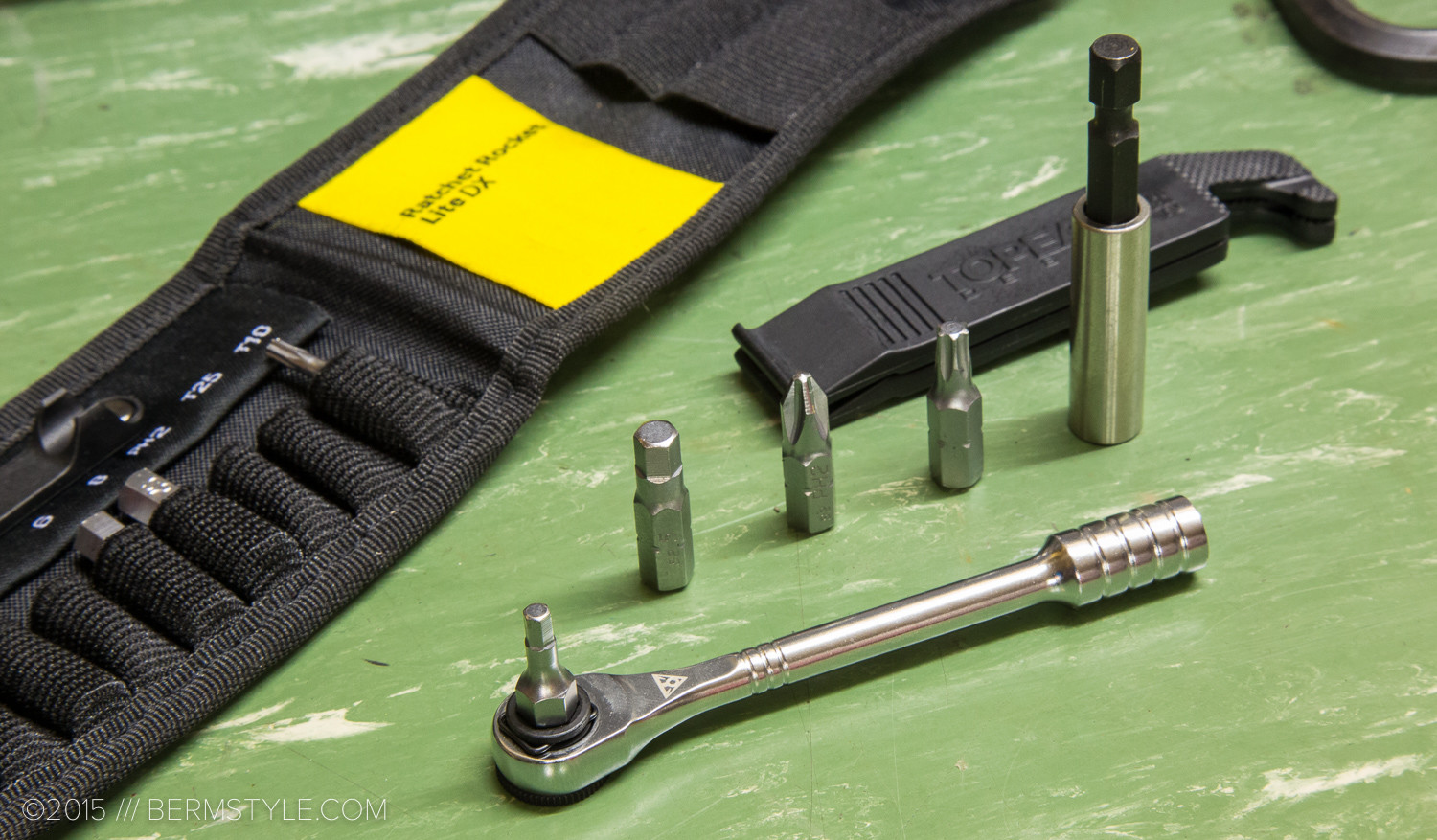 Review: Topeak Ratchet Rocket Lite DX Multi-tool