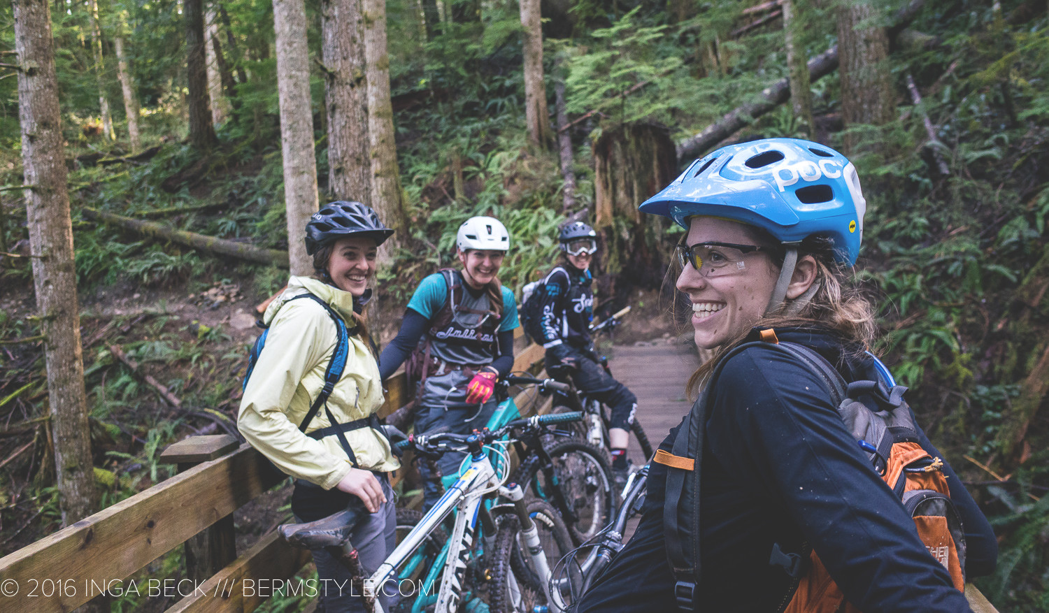 Northwest Trail Alliance Women's Group Ride at Tiger Mountain