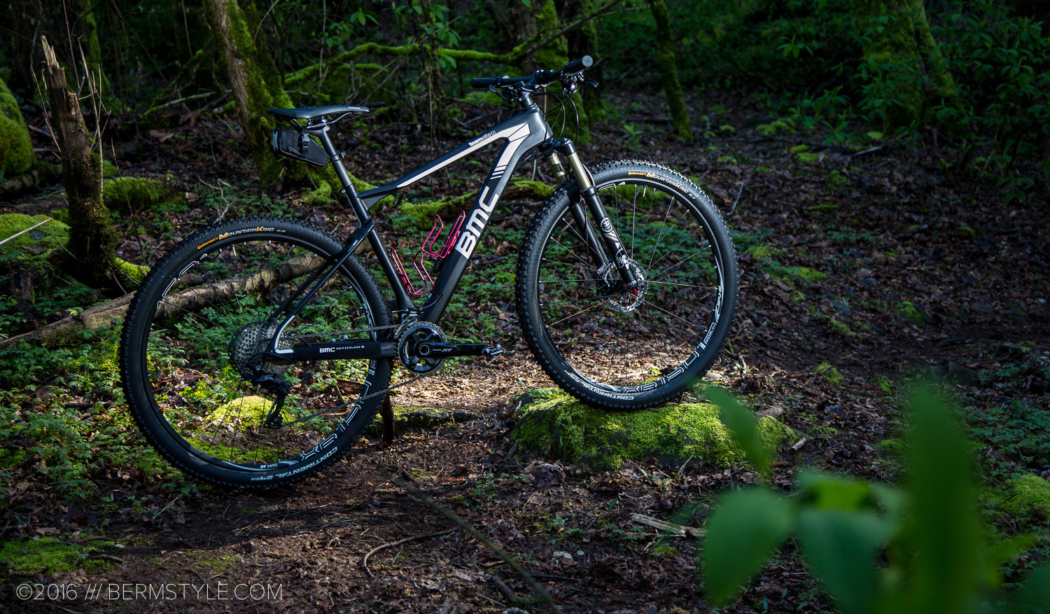 BMC Teamelite 29″ Hardtail Featuring Micro Travel Technology
