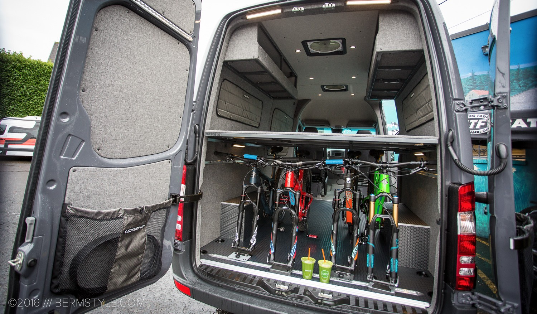 Van Horn Chevy >> Outside Van Core Camper Van Conversion