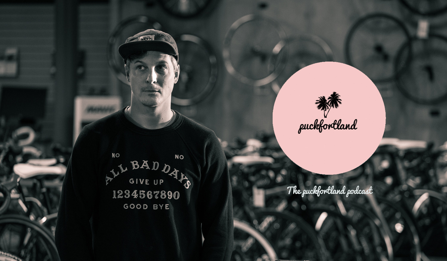 Portland Bike People: Ed Rogers and the Puckfortland Podcast