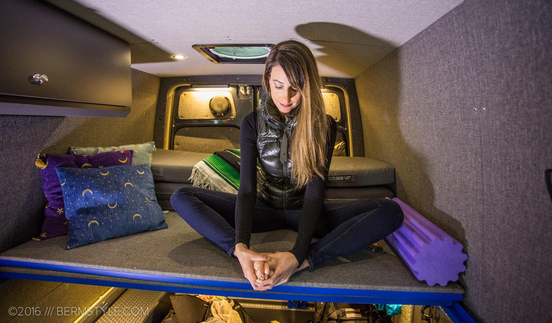 Dream Van Test Drive: the Outside Van Rainmaker