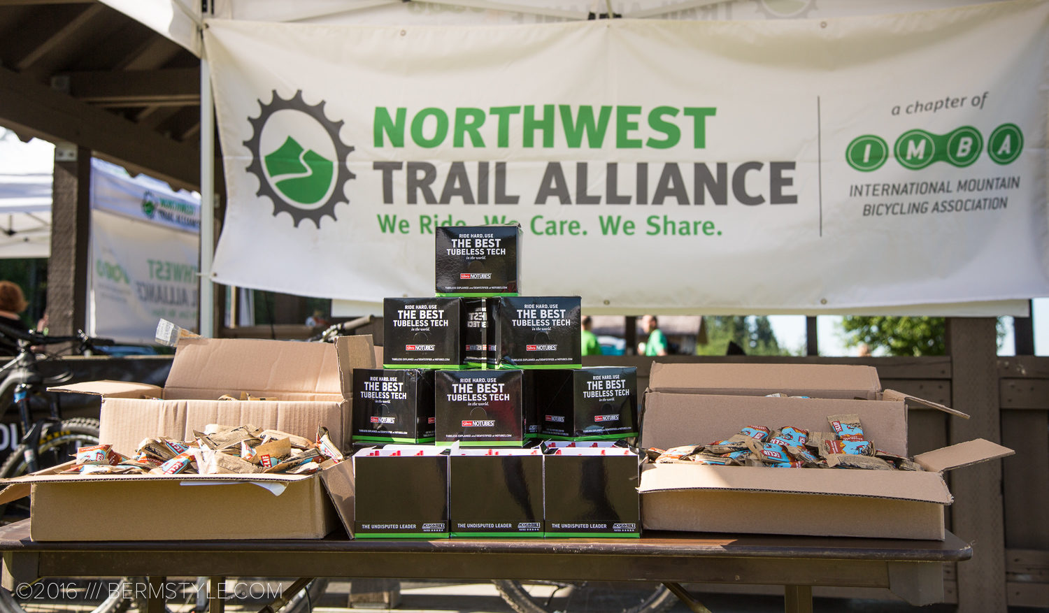 Northwest Trail Alliance: Stubfest 2016