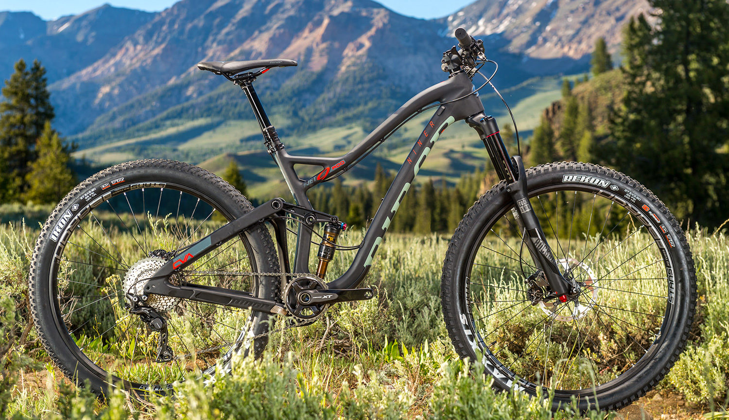 Niner Reboots Jet 9 RDO and Rip 9 RDO Models with Refreshed Geometry and 27.5+ Build Options