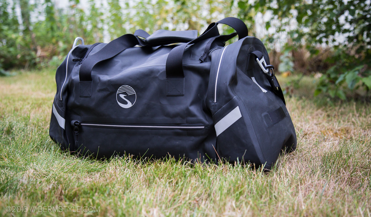 Review: Showers Pass Refuge Waterproof Duffle Bag