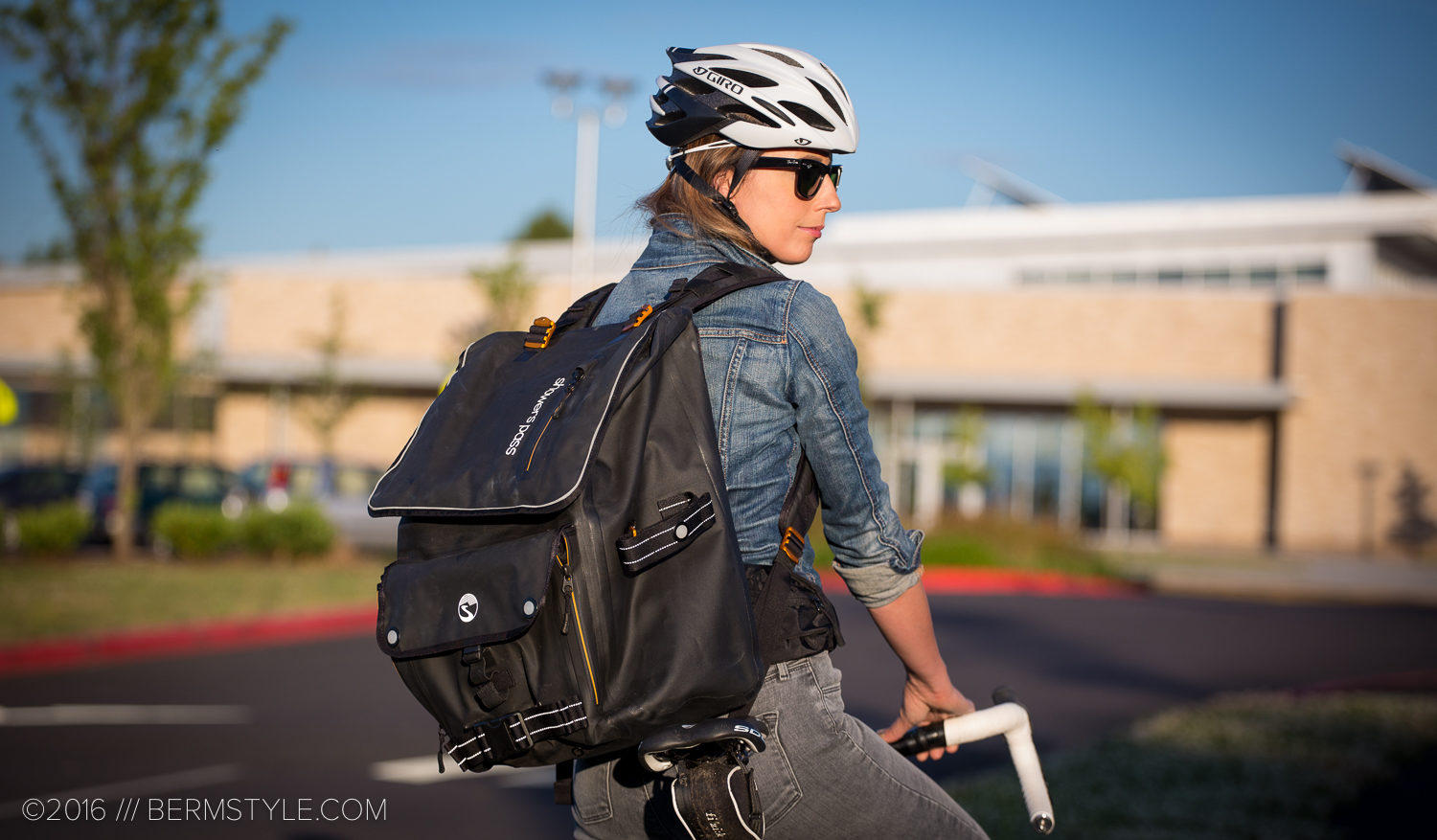 Review: Showers Pass Transit Backpack