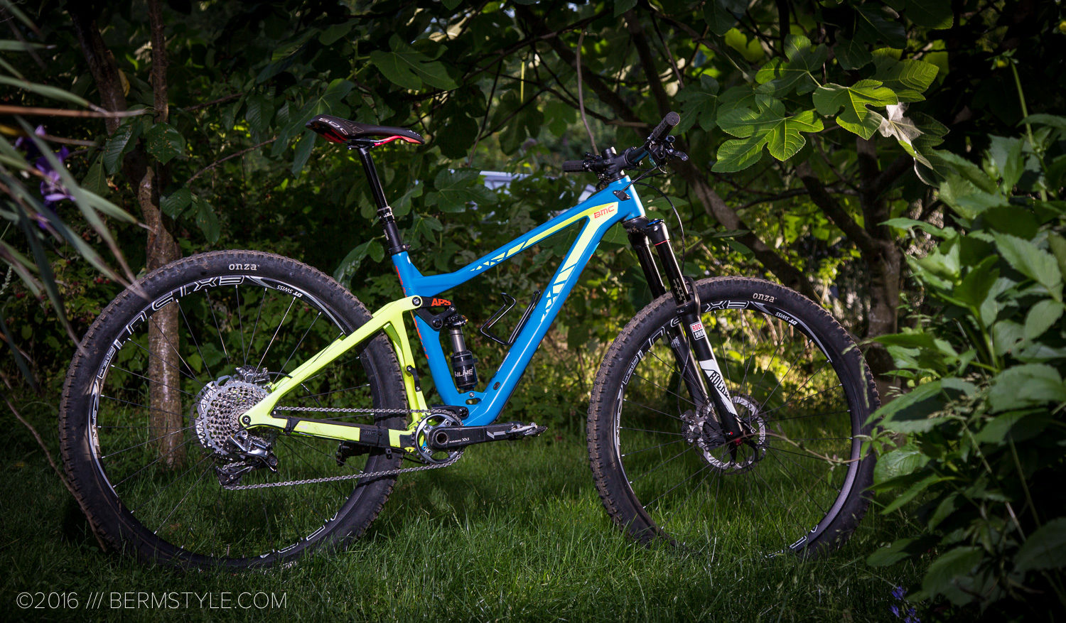 BMC Trailfox 01 29er