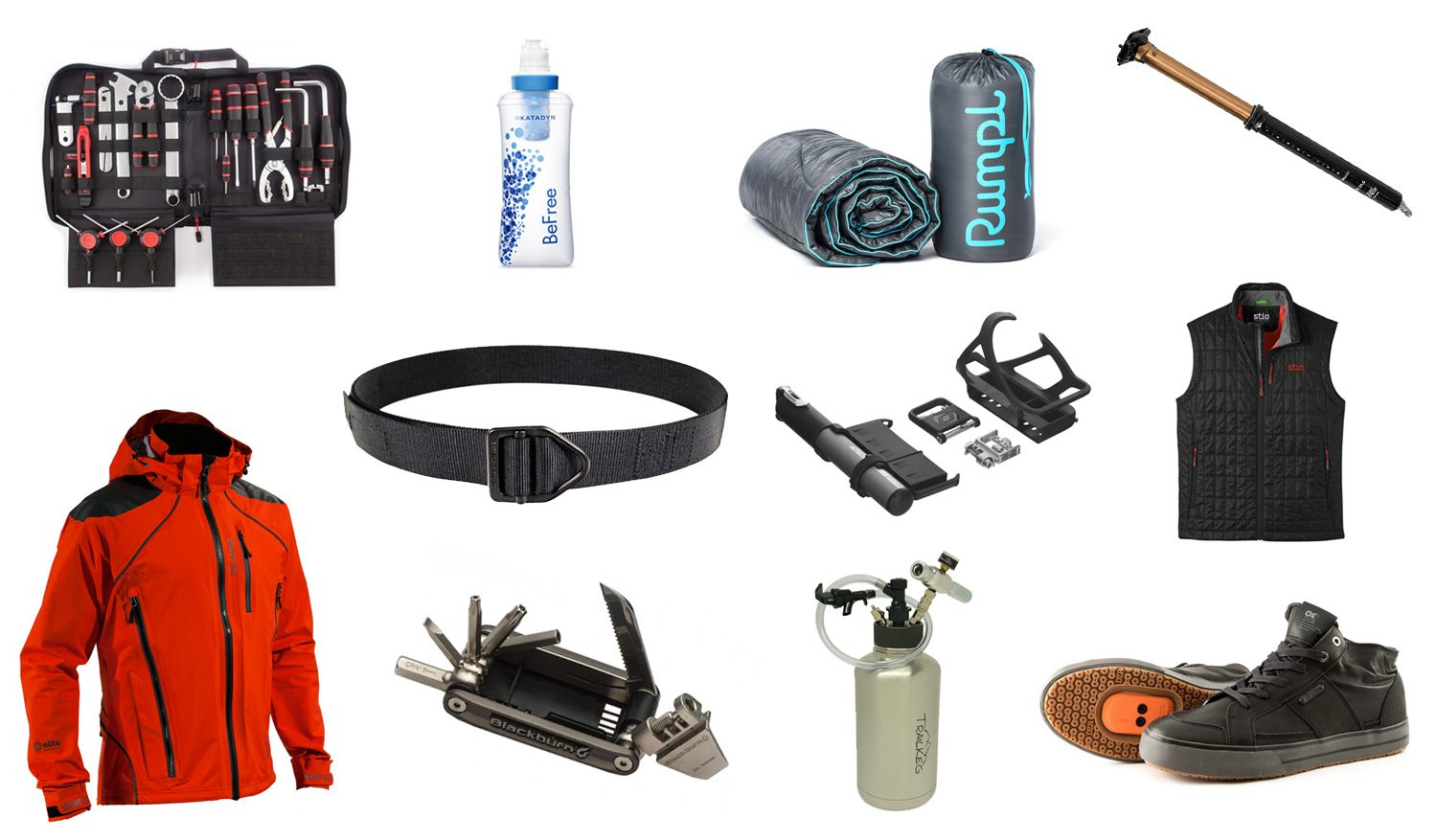 Gift Ideas For Mountain Bikers, Commuters and Travelers
