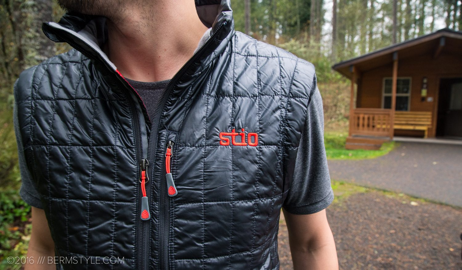 Review: Stio Men's Azura Insulated Vest