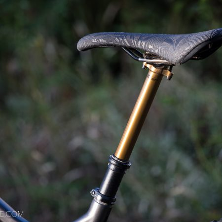 image for Review: Fox Transfer Adjustable Height Seatpost