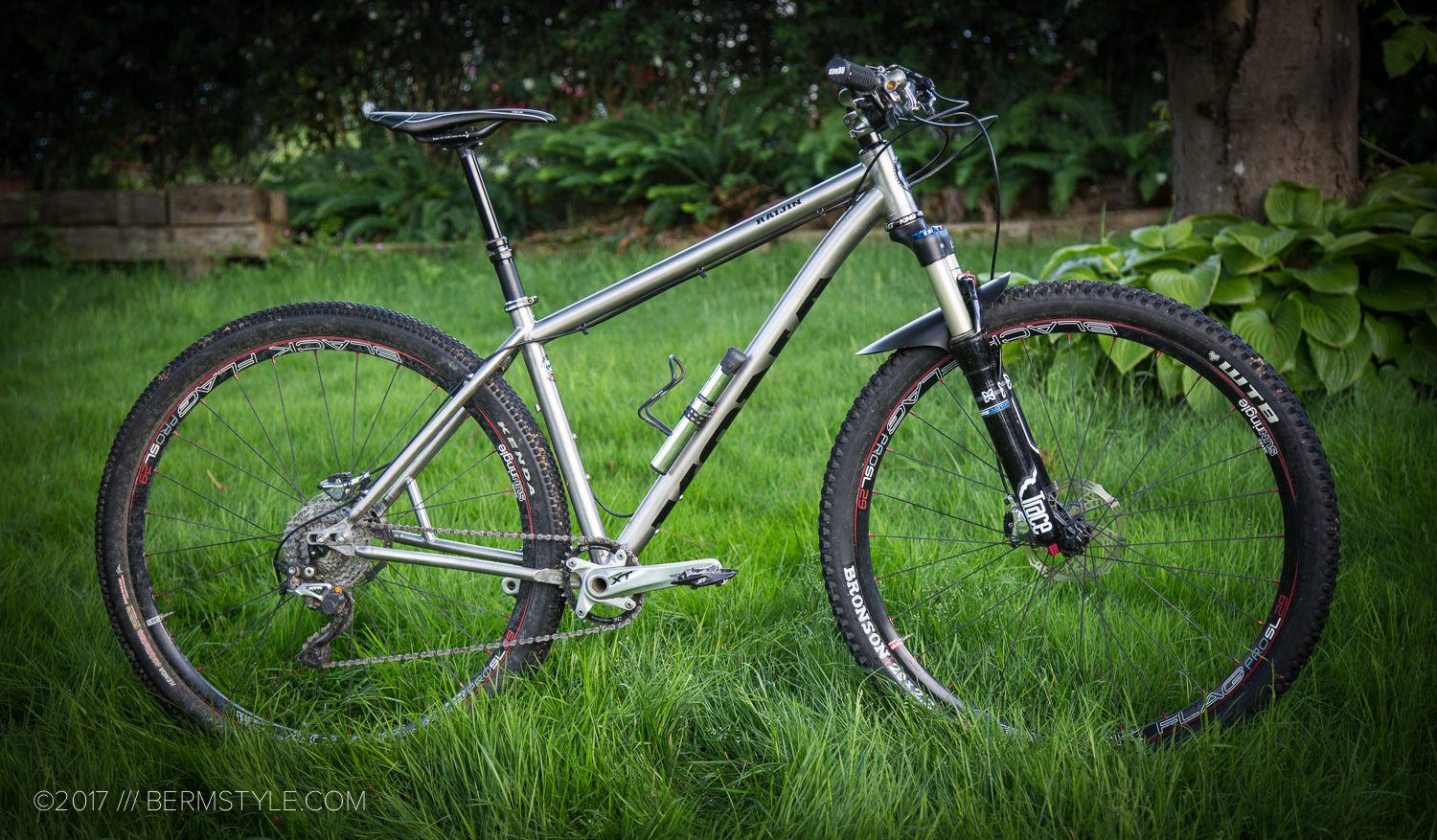 Kona Raijin Titanium 29er Project Build