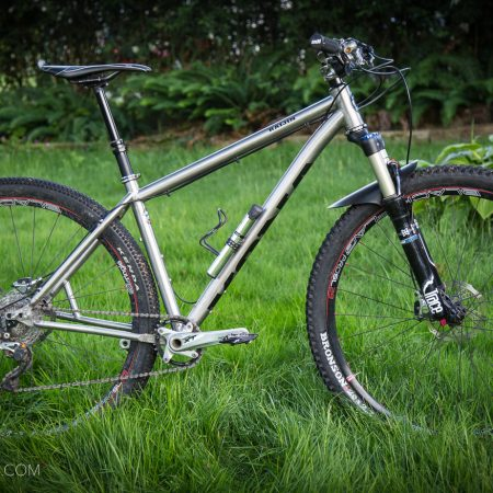 image for Kona Raijin Titanium 29er Project Build