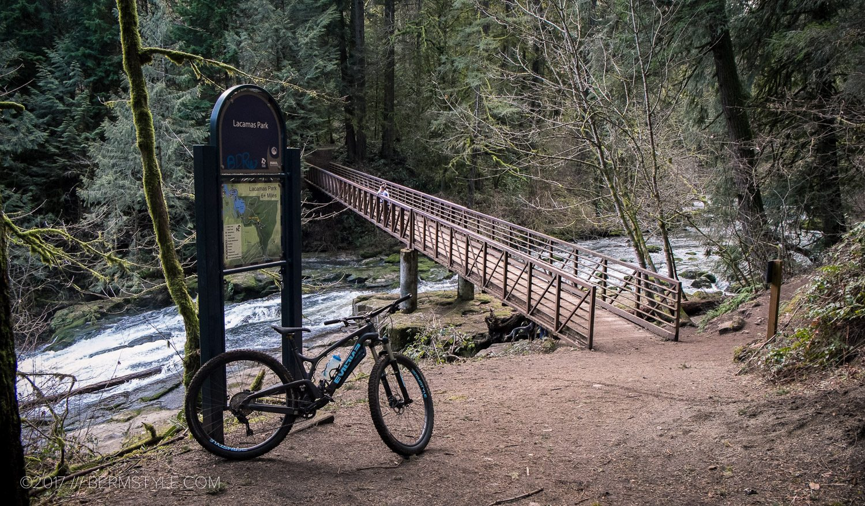 The Best Portland Riding is in Washington: Lacamas Lake