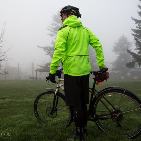image for Showers Pass Refuge High Vis Jacket Review