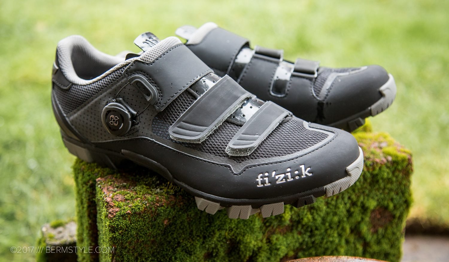 Fresh Gear: Fizik M6B Uomo MTB Clip In Shoes