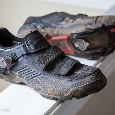 image for Review: Shimano M163 MTB Shoes