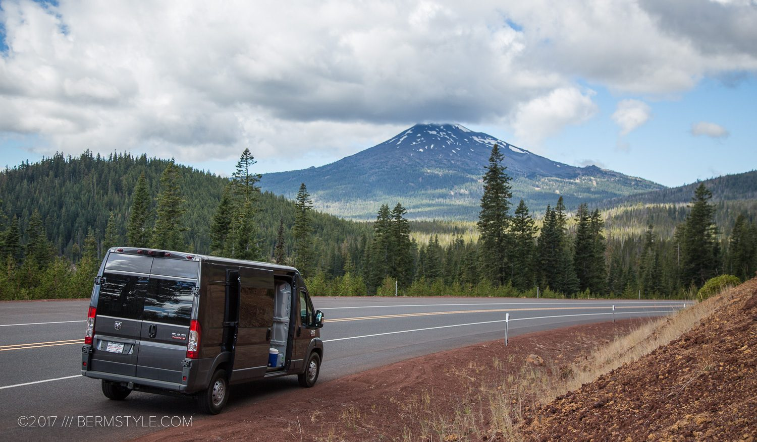 Van Life, Part 1: Choosing a Van