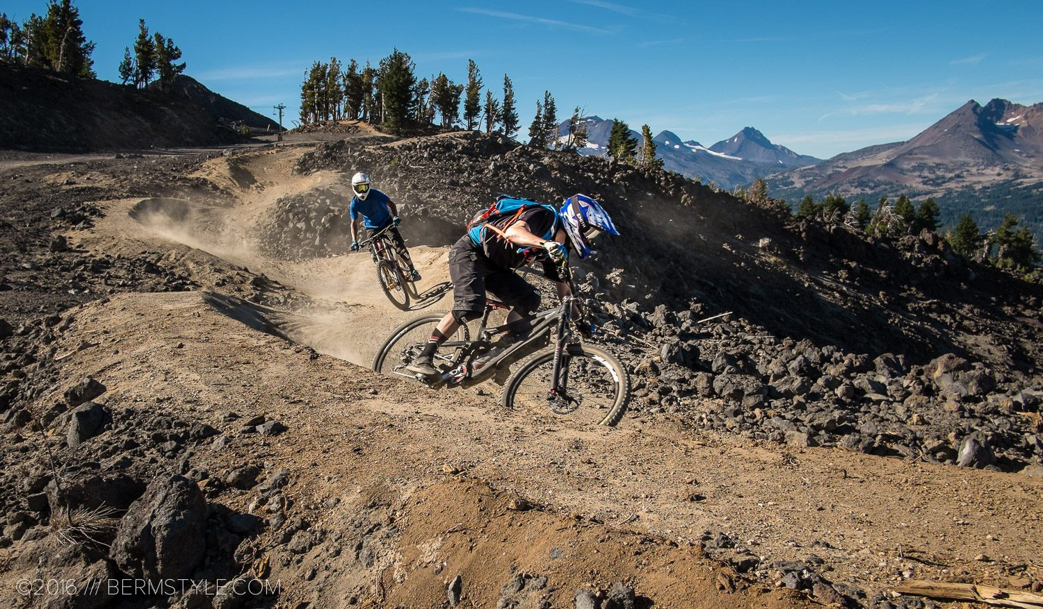 Destination: Mt. Bachelor Bike Park — Bend, Oregon