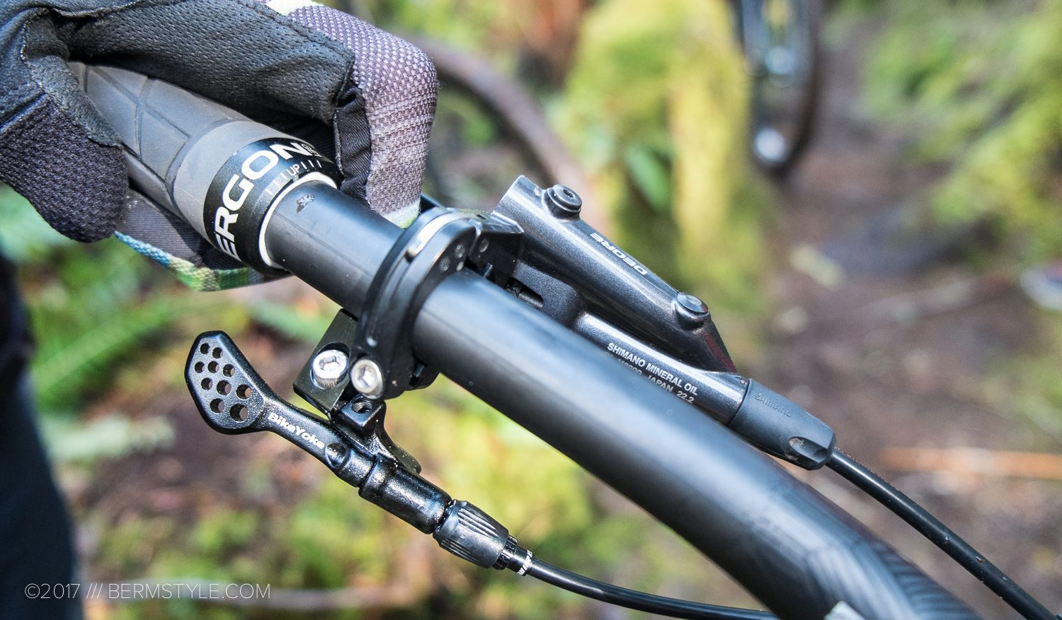 Spotted: BikeYoke Revive Dropper Post