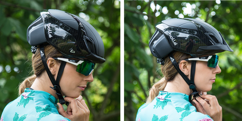 Dirt Bike Helmet With Visor >> Review: Bolle the One Road Premium Helmet