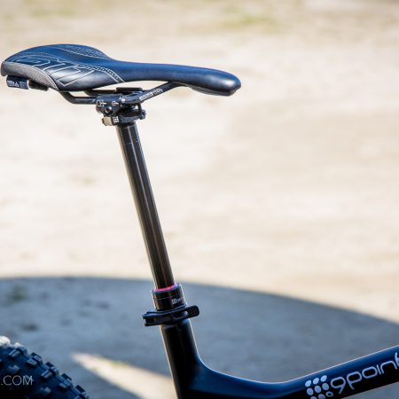 image for 9Point8 Fall Line Seatpost with 200mm of drop