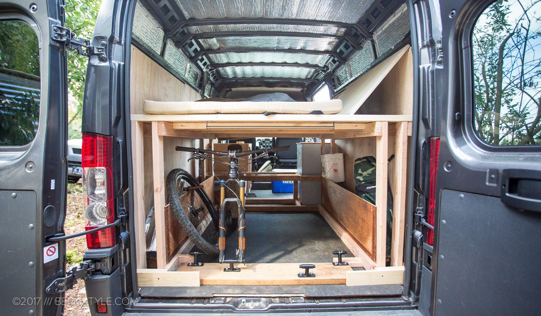 Van Life Part 2 Diy Dodge Promaster Campervan Conversion