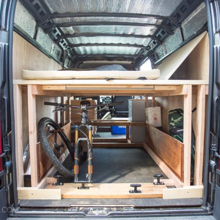 image for Van Life Part 2: DIY Dodge Promaster Campervan Conversion
