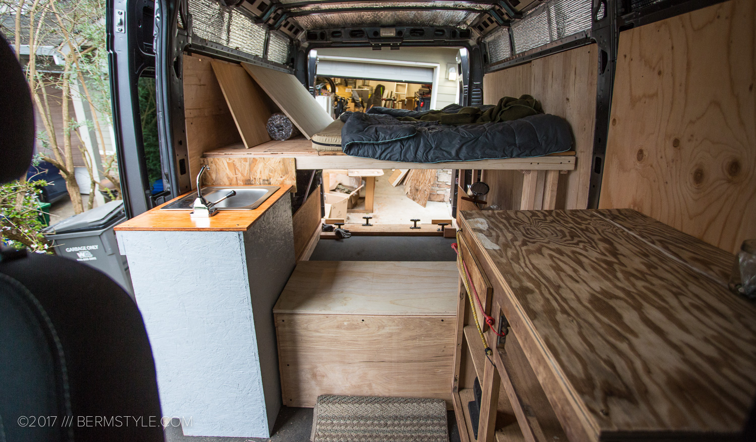 Dodge Ram Promaster >> Van Life Part 2: DIY Dodge Promaster Campervan Conversion