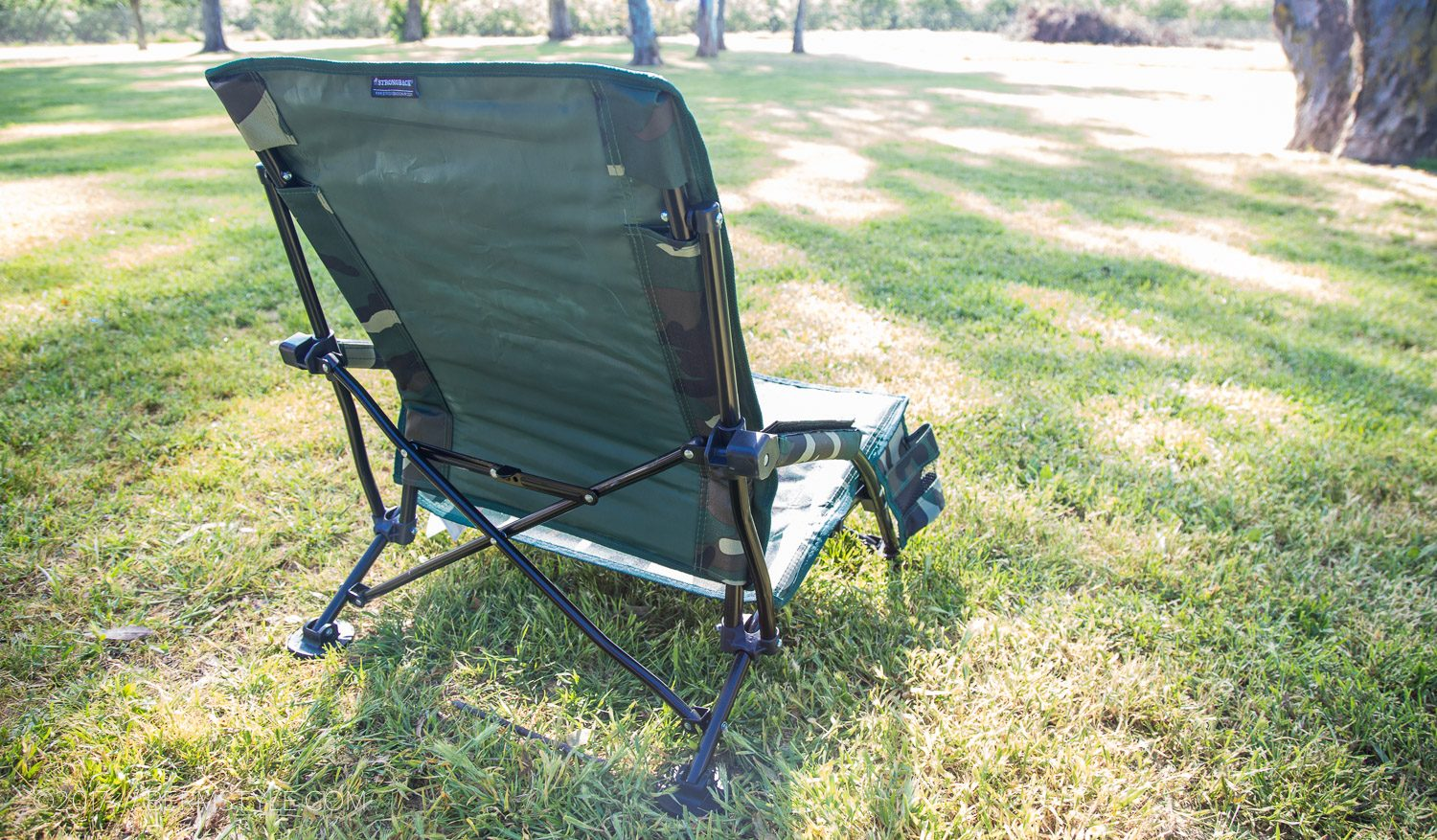 Strongback Low Gravity Turkey Chair