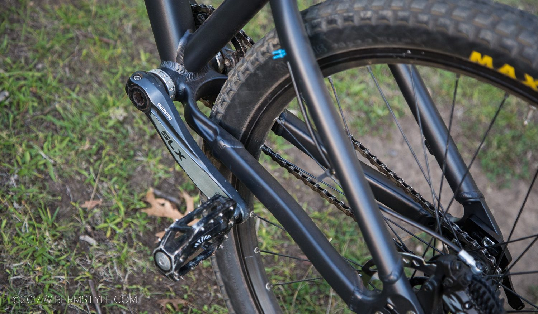 Santa Cruz Jackal Dirt Jumper Custom Build