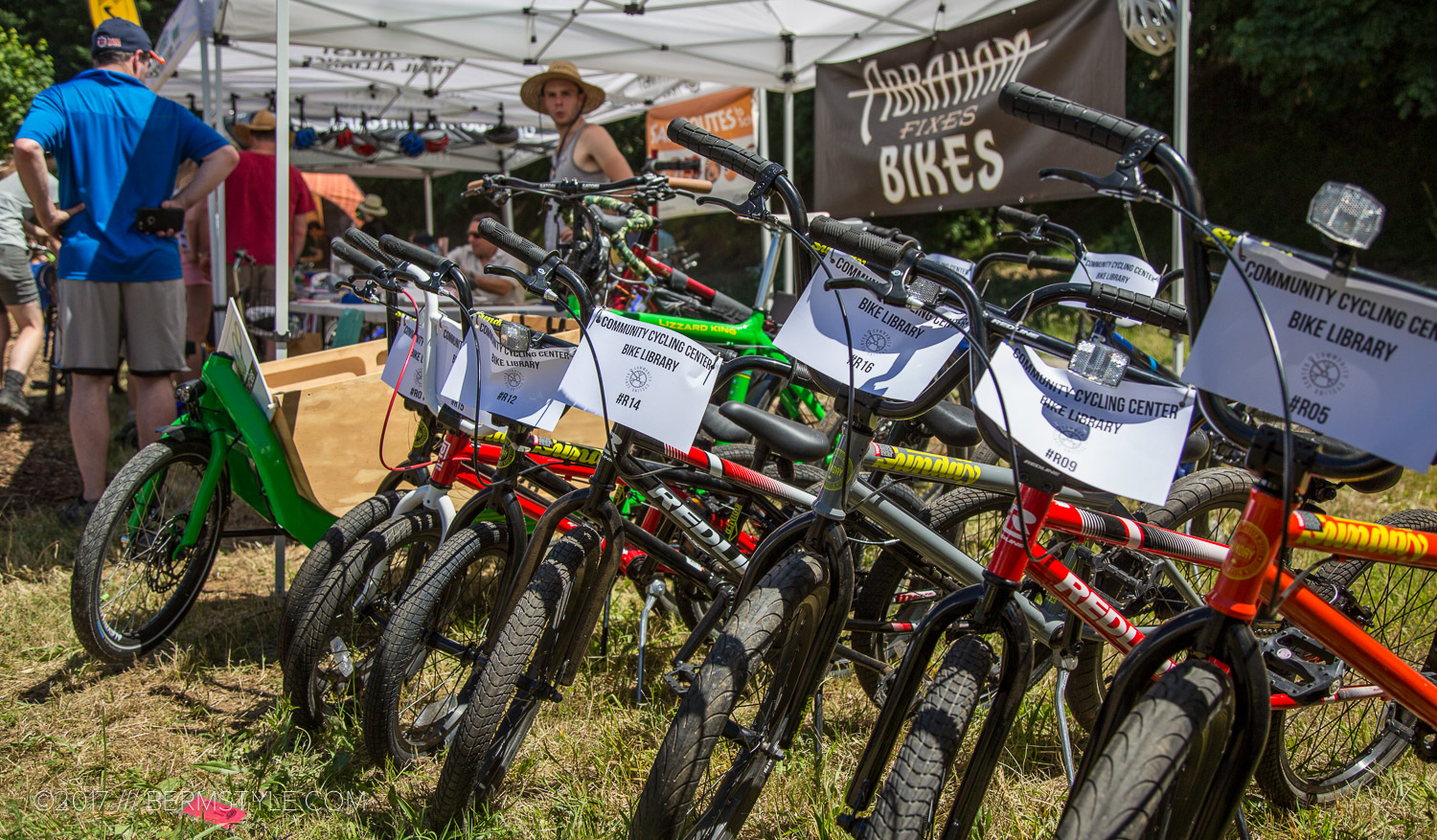 Portland's First Bikepark Opens: the Gathering at Gateway ...