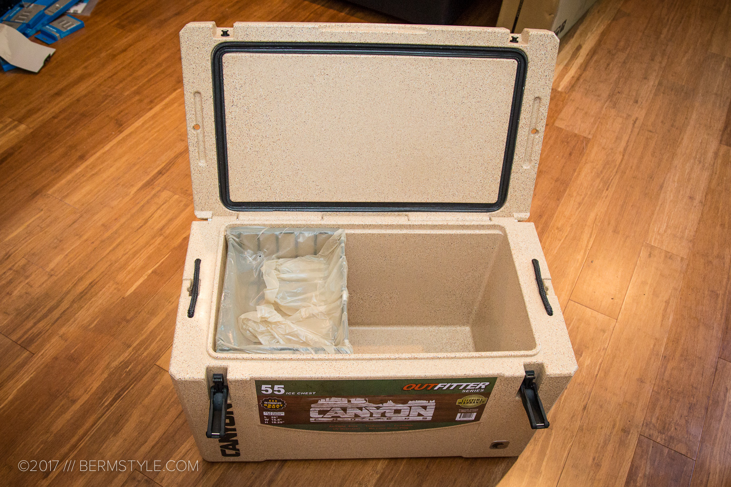 Canyon Outfitter 55 Quart Expedition Cooler