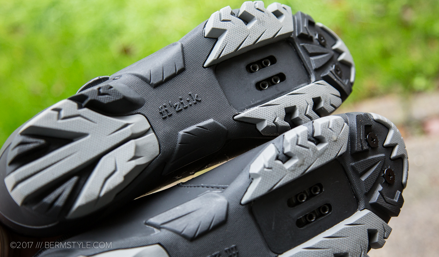 NEW Fizik M6B Uomo Black Mountain Bike Shoes