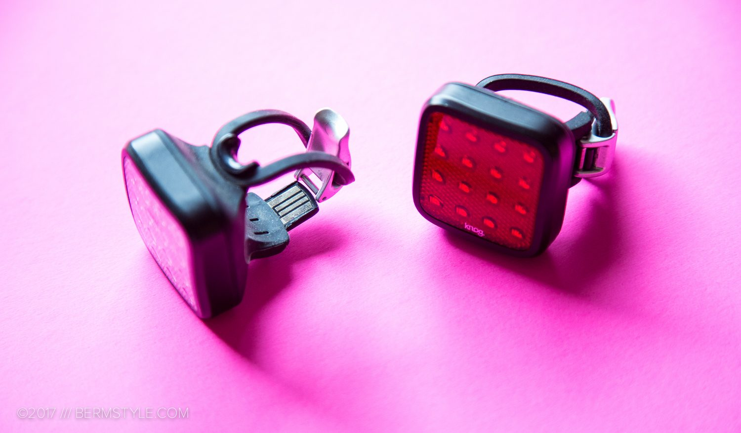 Review: Knog Blinder LED Lights