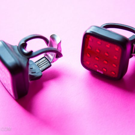 image for Review: Knog Blinder LED Lights