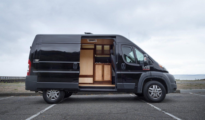Rydawell Woodworks Van Conversions