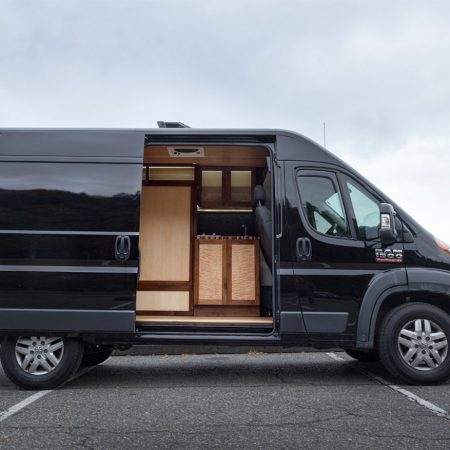 image for Rydawell Woodworks Van Conversions