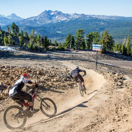 image for A Weekend Riding the Mt. Bachelor Bike Park