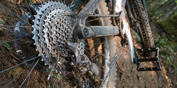 Review: OneUp Components 47T + 18T Sprocket for Shimano 11 Speed feauted image
