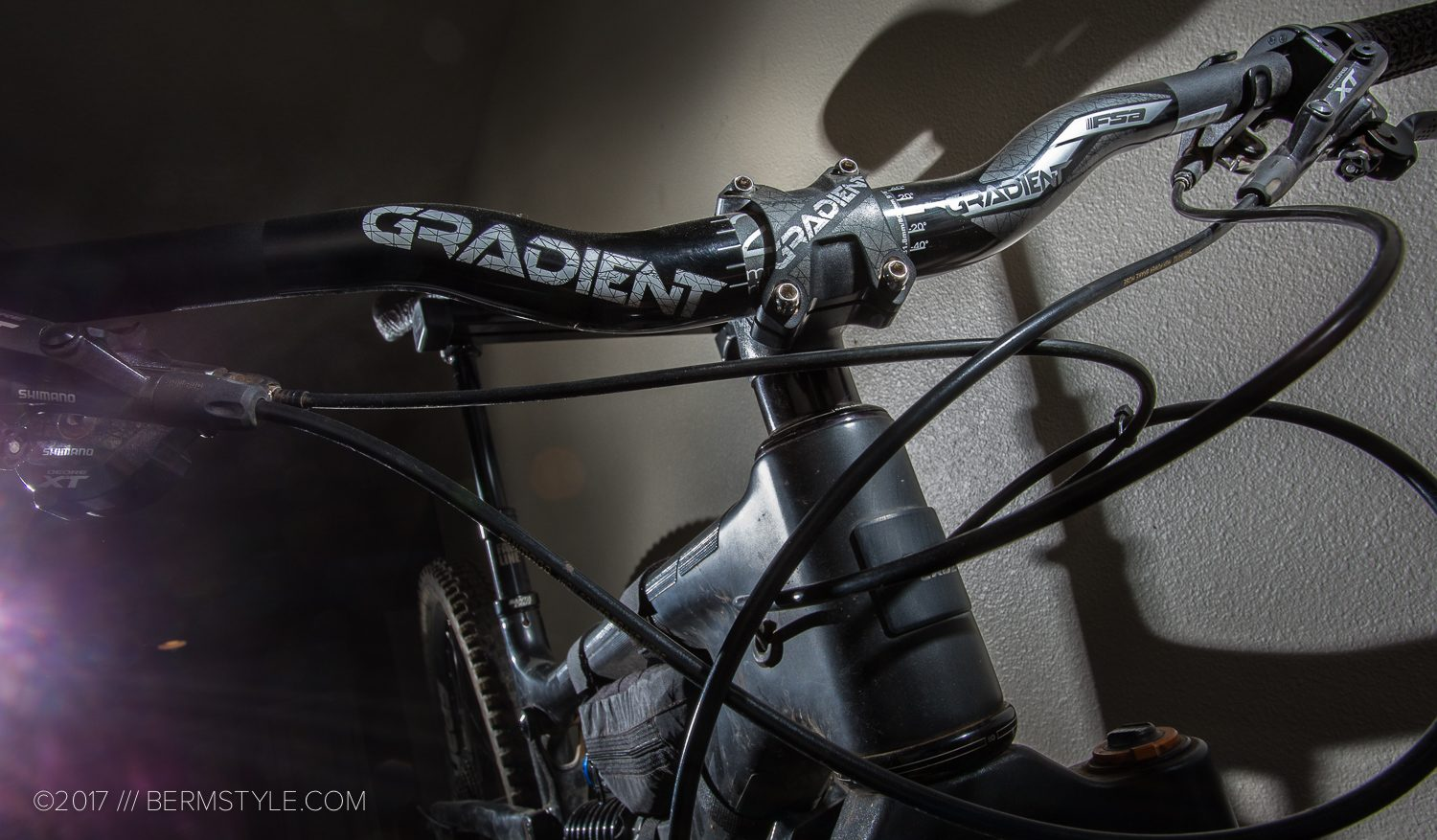 FSA Gradient Bar and Stem